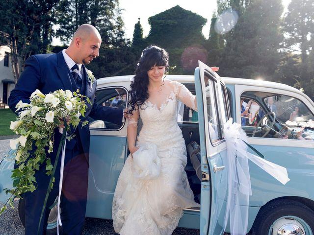 le nozze di Elena e Mario
