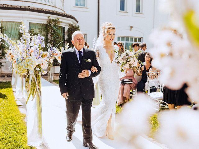 Il matrimonio di Sergio e Antonella a Roma, Roma 15