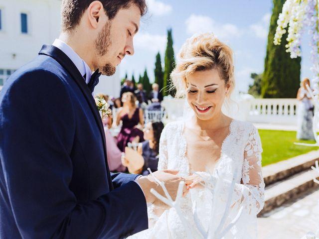 Il matrimonio di Sergio e Antonella a Roma, Roma 18