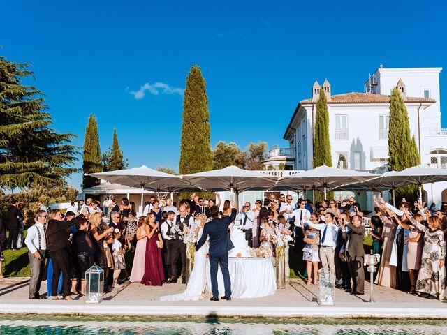 Il matrimonio di Sergio e Antonella a Roma, Roma 41
