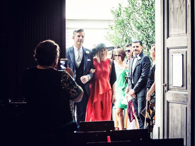 Il matrimonio di Jacopo e Laura a Melzo, Milano 23