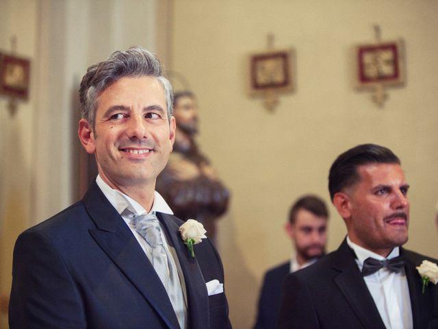 Il matrimonio di Jacopo e Laura a Melzo, Milano 25