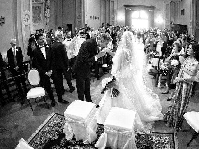 Il matrimonio di Jacopo e Laura a Melzo, Milano 27