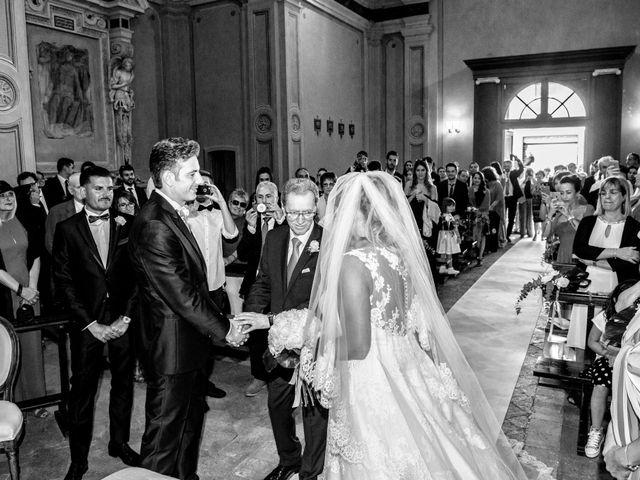 Il matrimonio di Jacopo e Laura a Melzo, Milano 28