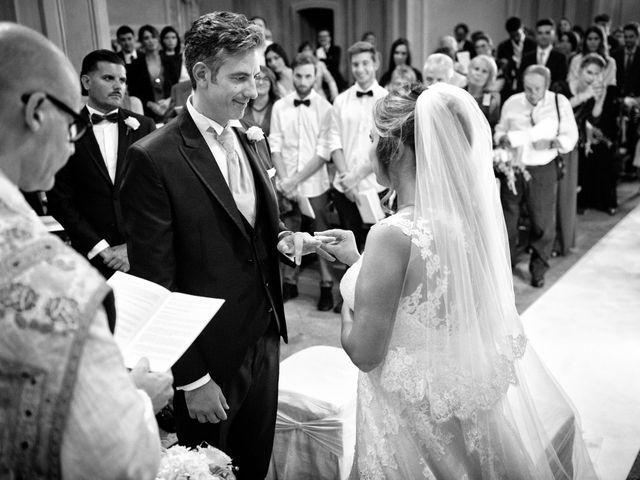 Il matrimonio di Jacopo e Laura a Melzo, Milano 33
