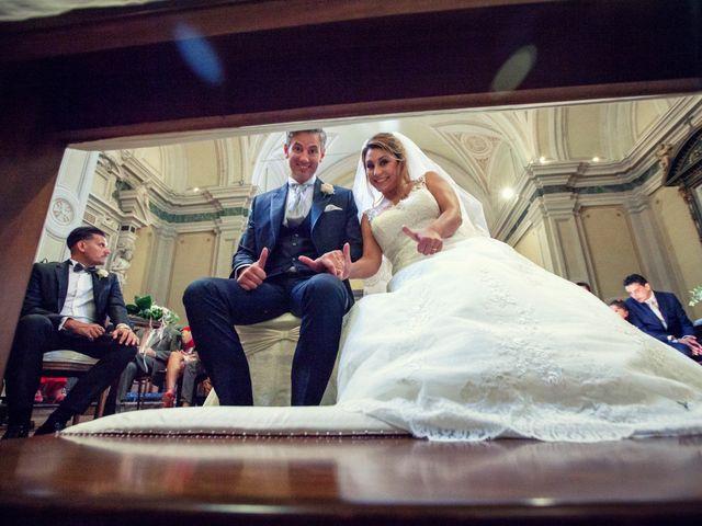Il matrimonio di Jacopo e Laura a Melzo, Milano 36