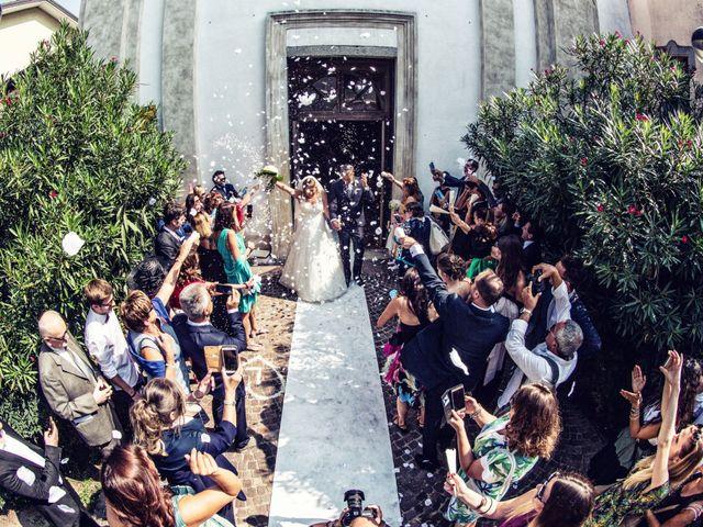Il matrimonio di Jacopo e Laura a Melzo, Milano 40