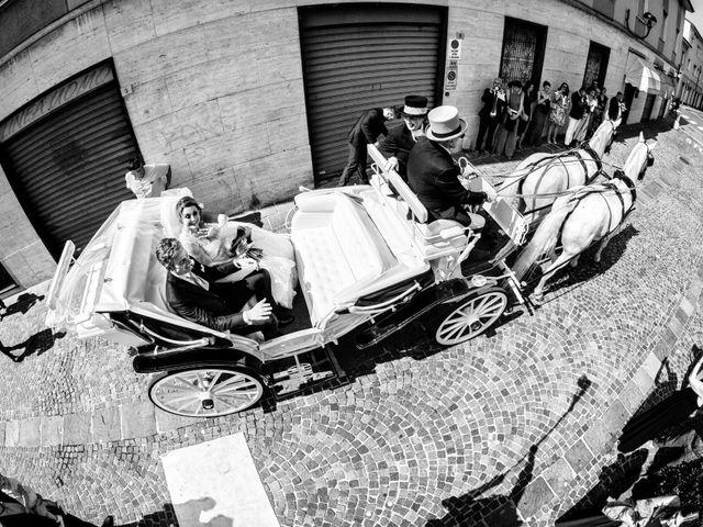 Il matrimonio di Jacopo e Laura a Melzo, Milano 42