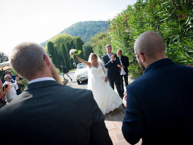 Il matrimonio di Jacopo e Laura a Melzo, Milano 45