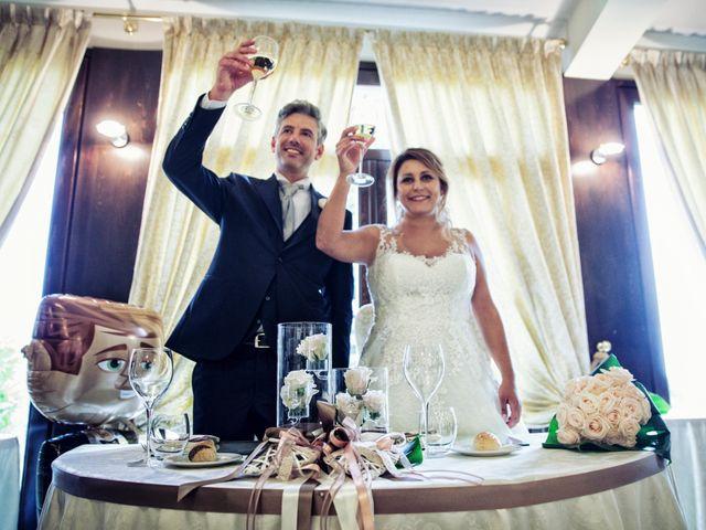 Il matrimonio di Jacopo e Laura a Melzo, Milano 46