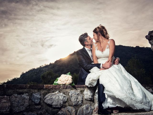 Il matrimonio di Jacopo e Laura a Melzo, Milano 52