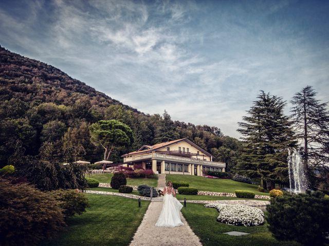 Il matrimonio di Jacopo e Laura a Melzo, Milano 56