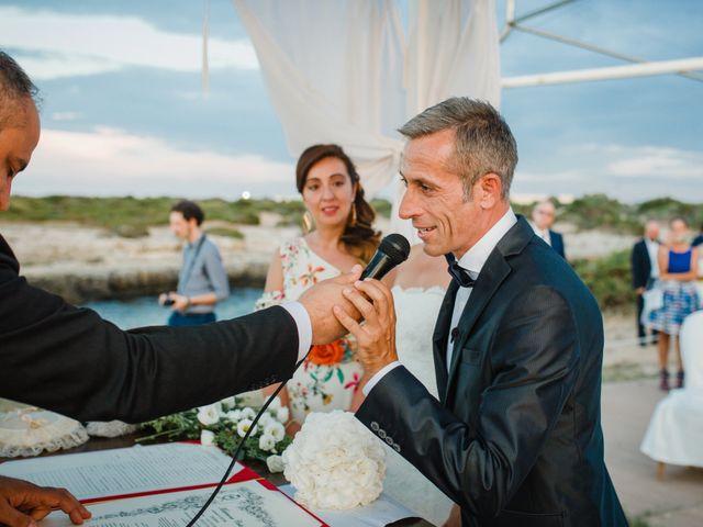 Il matrimonio di Michele e Marina a Ostuni, Brindisi 36