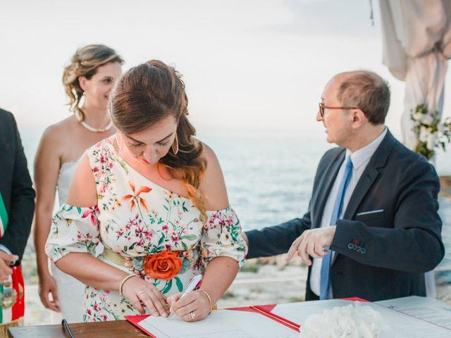 Il matrimonio di Michele e Marina a Ostuni, Brindisi 44
