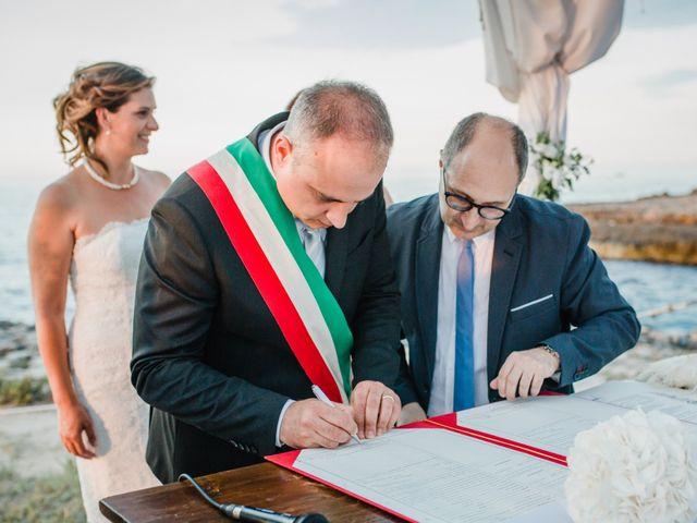 Il matrimonio di Michele e Marina a Ostuni, Brindisi 45