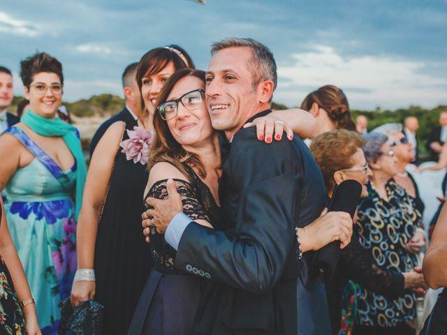 Il matrimonio di Michele e Marina a Ostuni, Brindisi 48
