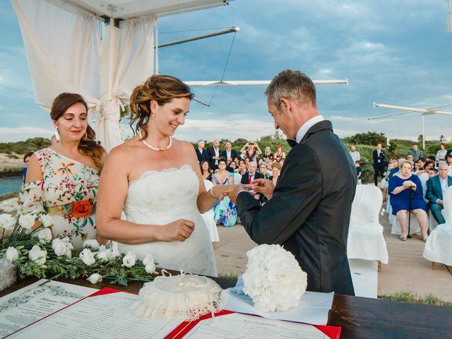 Il matrimonio di Michele e Marina a Ostuni, Brindisi 52
