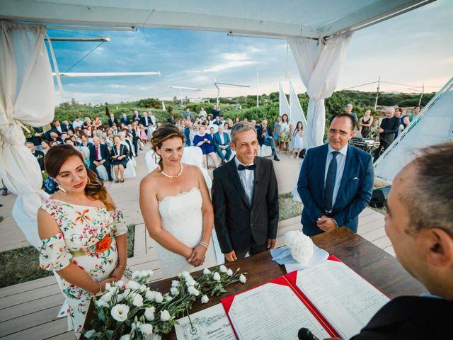 Il matrimonio di Michele e Marina a Ostuni, Brindisi 53