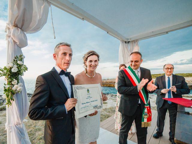 Il matrimonio di Michele e Marina a Ostuni, Brindisi 54