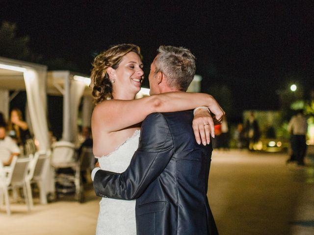 Il matrimonio di Michele e Marina a Ostuni, Brindisi 87