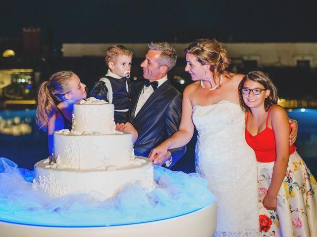 Il matrimonio di Michele e Marina a Ostuni, Brindisi 102