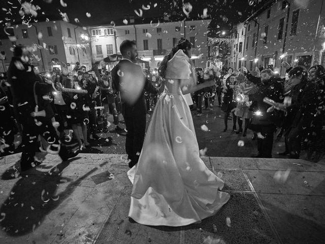 Il matrimonio di Ivan e Alessandra a Bagnolo Mella, Brescia 100