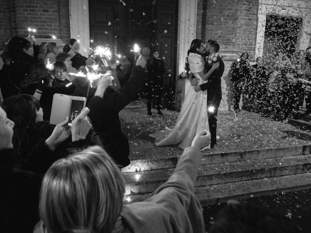 Il matrimonio di Ivan e Alessandra a Bagnolo Mella, Brescia 102