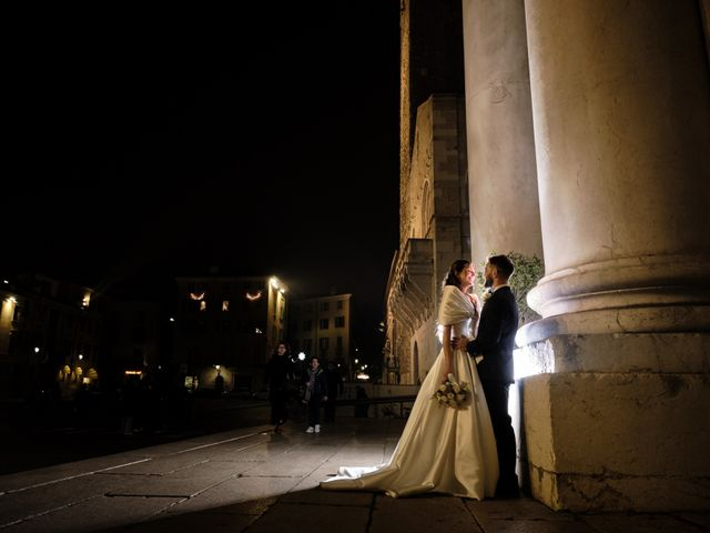 Il matrimonio di Ivan e Alessandra a Bagnolo Mella, Brescia 103