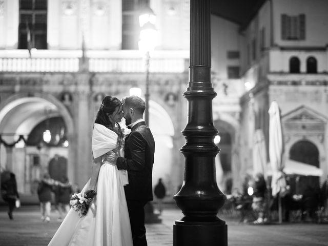 Il matrimonio di Ivan e Alessandra a Bagnolo Mella, Brescia 106