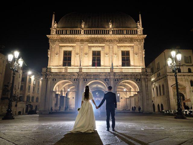 Il matrimonio di Ivan e Alessandra a Bagnolo Mella, Brescia 107