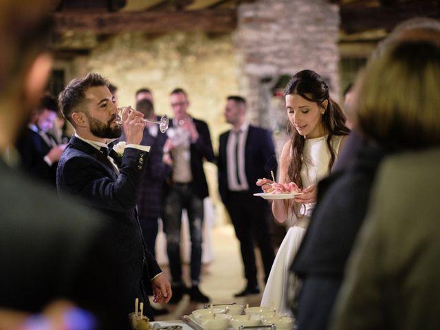 Il matrimonio di Ivan e Alessandra a Bagnolo Mella, Brescia 110