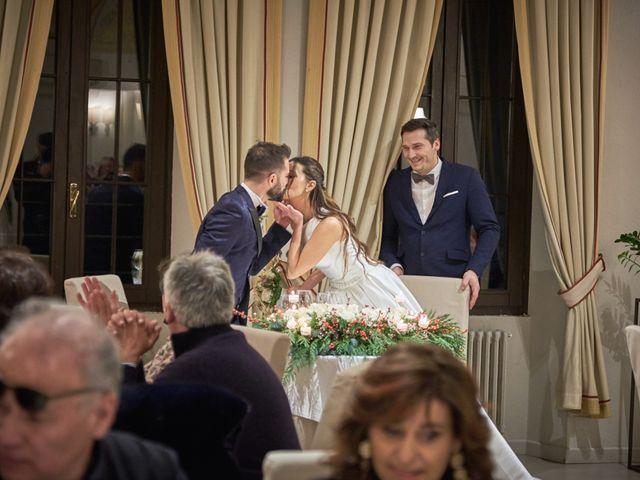 Il matrimonio di Ivan e Alessandra a Bagnolo Mella, Brescia 115