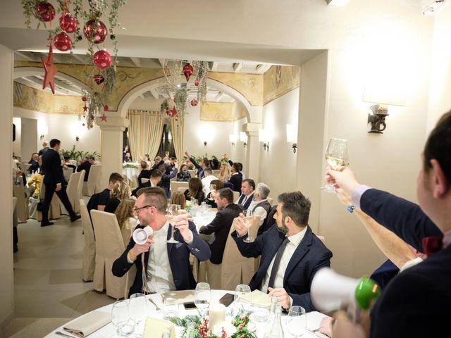 Il matrimonio di Ivan e Alessandra a Bagnolo Mella, Brescia 116