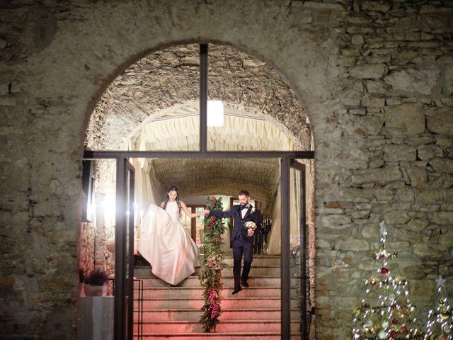 Il matrimonio di Ivan e Alessandra a Bagnolo Mella, Brescia 130