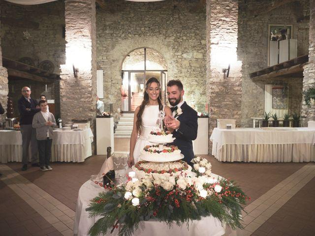 Il matrimonio di Ivan e Alessandra a Bagnolo Mella, Brescia 131