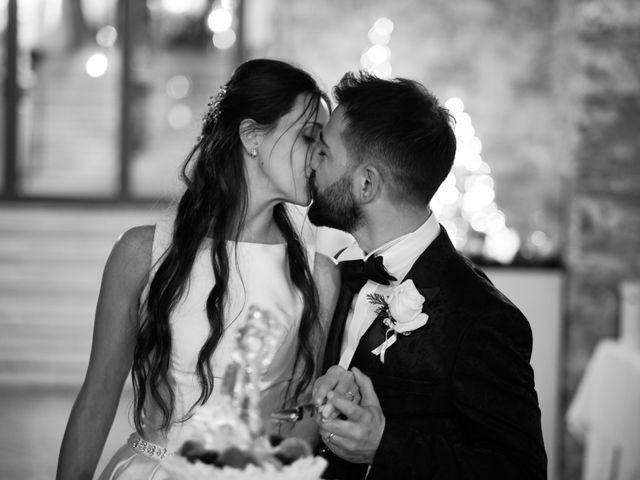 Il matrimonio di Ivan e Alessandra a Bagnolo Mella, Brescia 133