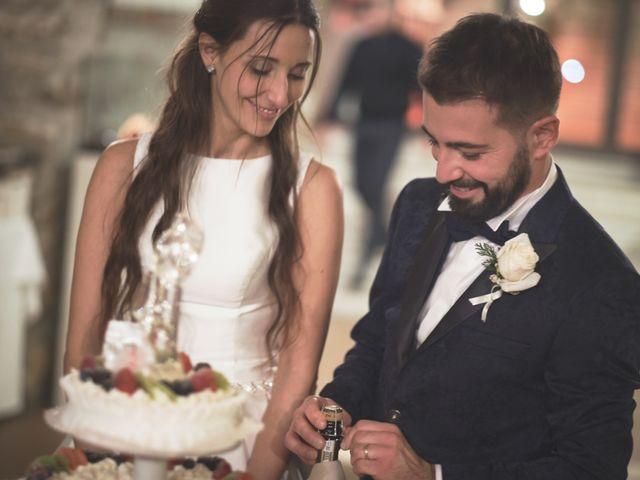 Il matrimonio di Ivan e Alessandra a Bagnolo Mella, Brescia 135