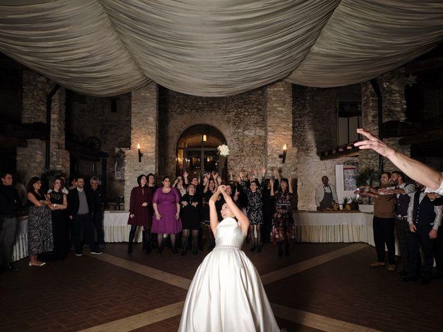Il matrimonio di Ivan e Alessandra a Bagnolo Mella, Brescia 154