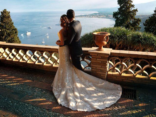 Le nozze di Santina e Carmelo