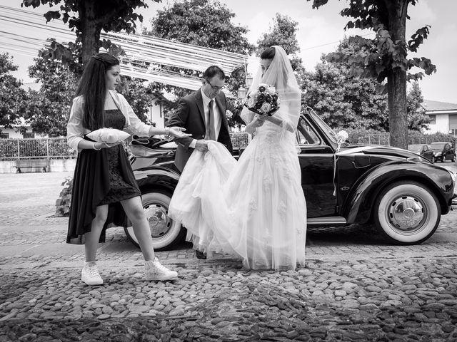 Il matrimonio di Stefano e Barbara a Candiolo, Torino 19