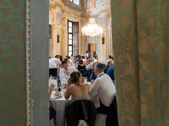 Il matrimonio di Stefano e Barbara a Candiolo, Torino 39