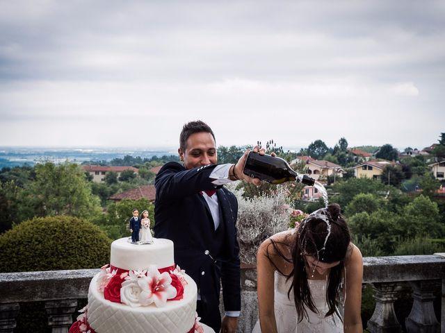 Il matrimonio di Stefano e Barbara a Candiolo, Torino 46