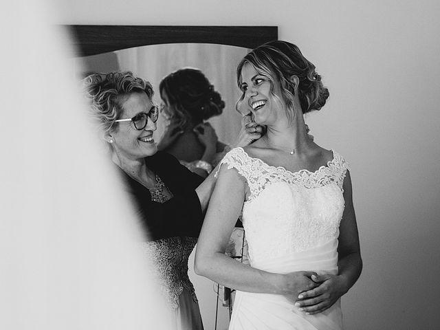Il matrimonio di Andrea e Lina a Torre di Mosto, Venezia 15