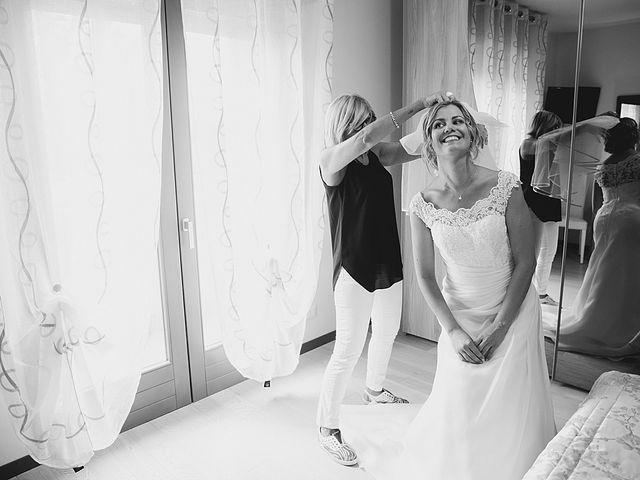 Il matrimonio di Andrea e Lina a Torre di Mosto, Venezia 16
