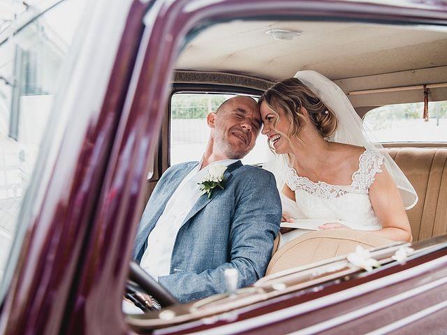 Il matrimonio di Andrea e Lina a Torre di Mosto, Venezia 18