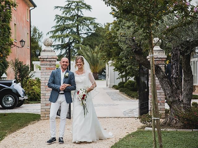 Il matrimonio di Andrea e Lina a Torre di Mosto, Venezia 20