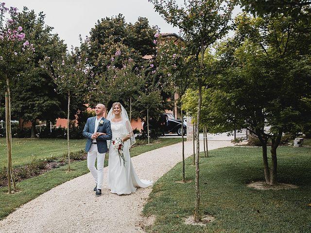 Il matrimonio di Andrea e Lina a Torre di Mosto, Venezia 21