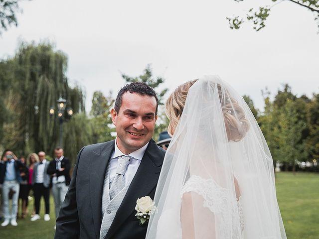 Il matrimonio di Andrea e Lina a Torre di Mosto, Venezia 22