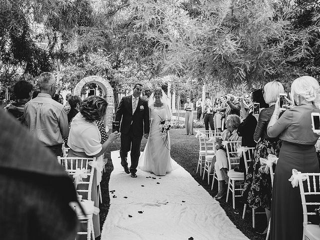 Il matrimonio di Andrea e Lina a Torre di Mosto, Venezia 23