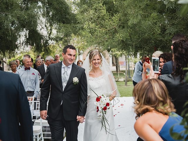 Il matrimonio di Andrea e Lina a Torre di Mosto, Venezia 24